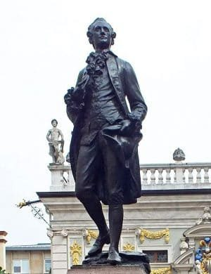 Gothe Auerbachs Keller Denkmal